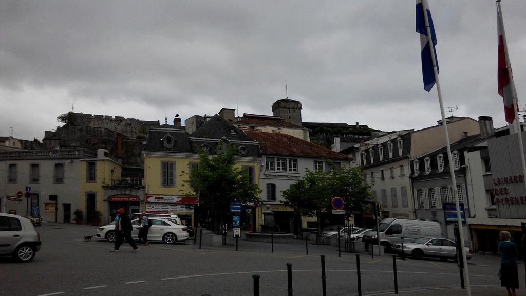 Chateau Fort Lourdes